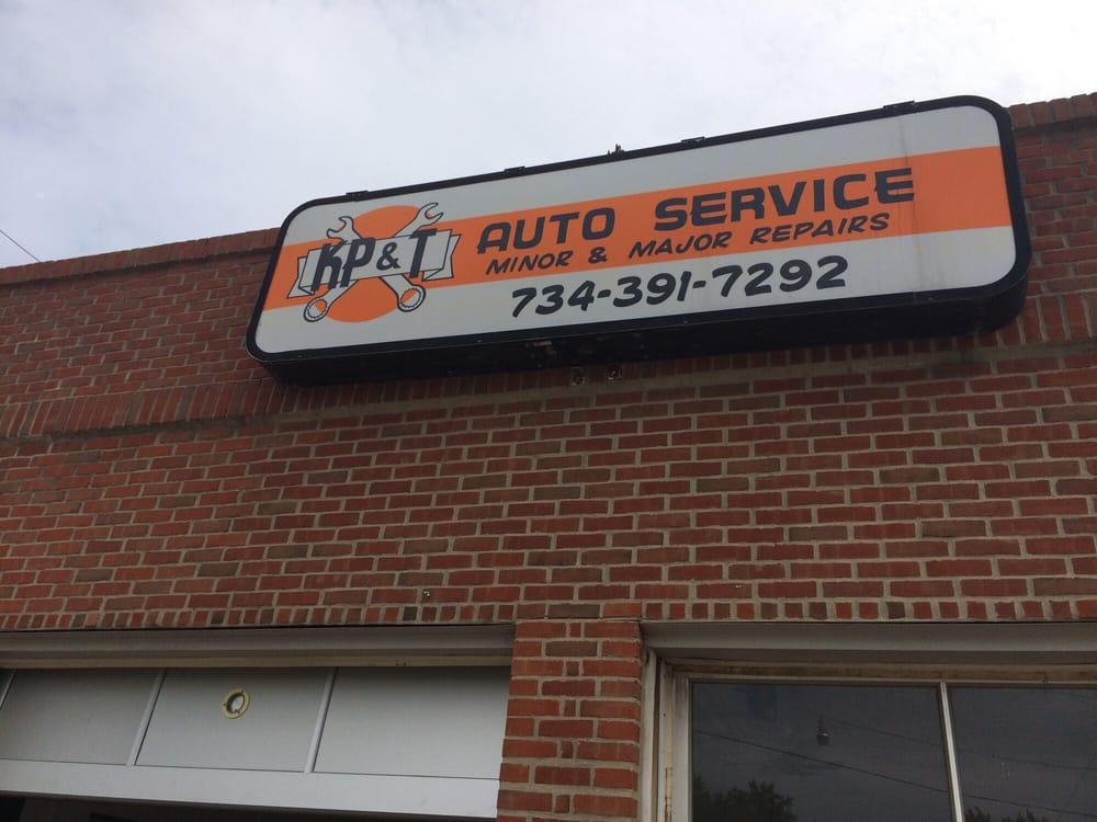 KP&T Auto Service: 590 E Huron River Dr, Belleville, MI