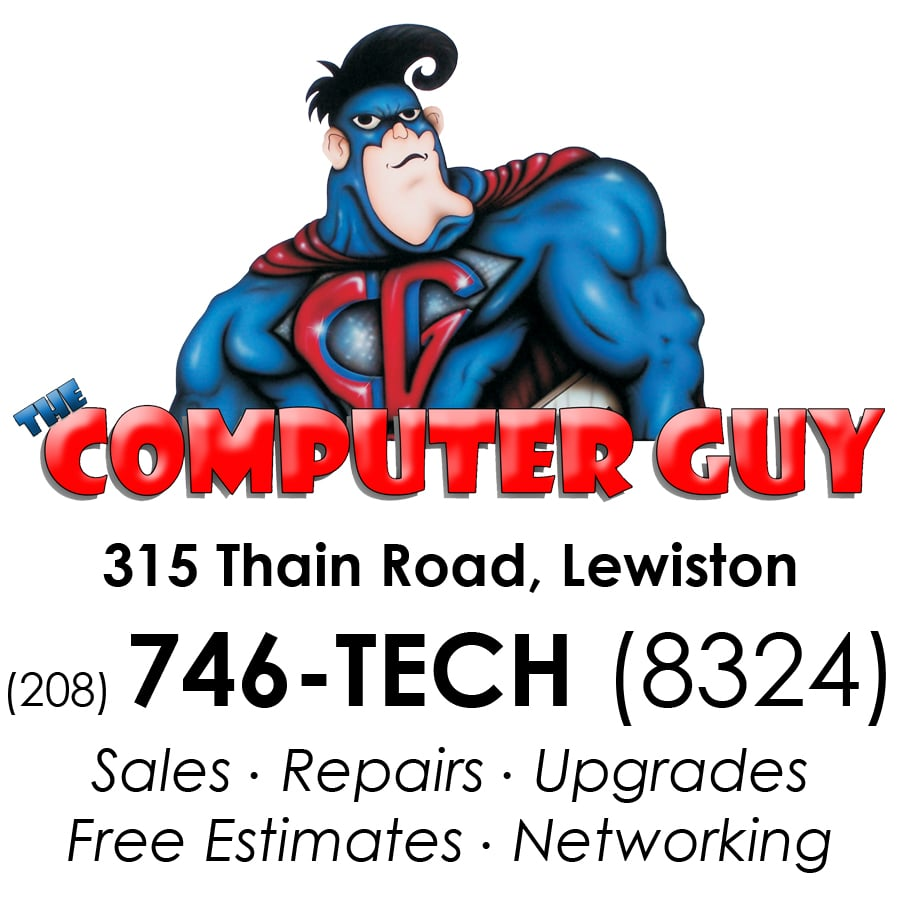 The Computer Guy Store: 315 Thain Rd, Lewiston, ID