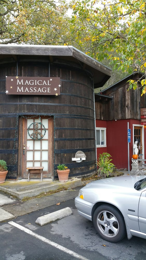 Magical Massage and Inspiration Gallery: 14300 Arnold Dr, Glen Ellen, CA
