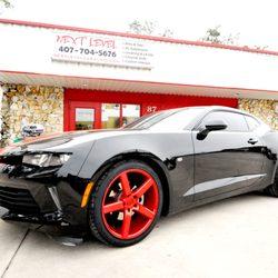 Photo Of Next Level Car Audio Orlando Fl United States Chevy Camaro