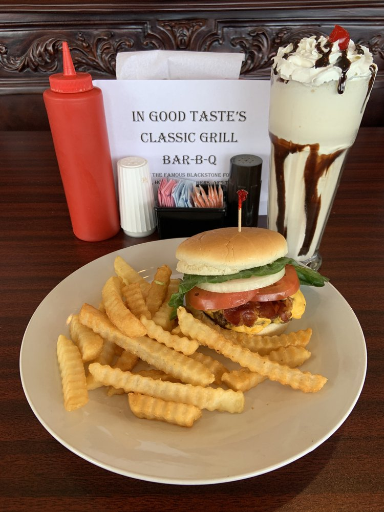 The Classic Grill: 130 N Main St, Blackstone, VA