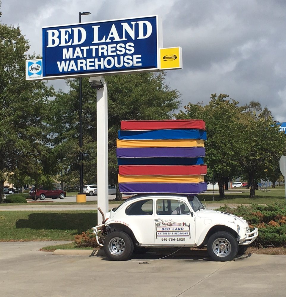 bed land mattress warehouse mattresses 4536 main st shallotte