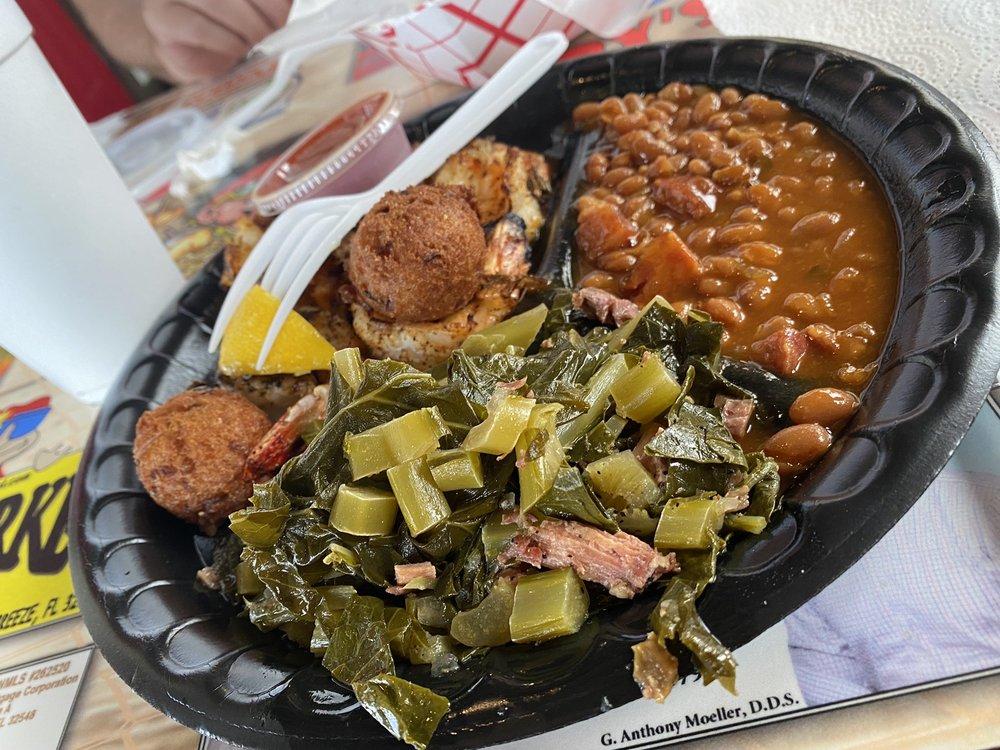 Stewby's Seafood Shanty: 427 Racetrack Rd NW, Fort Walton Beach, FL