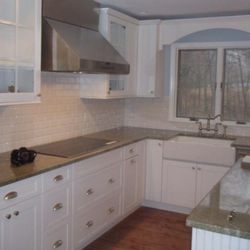 Photo Of Titan Cabinets   Orlando, FL, United States. White Shaker Kitchen  With