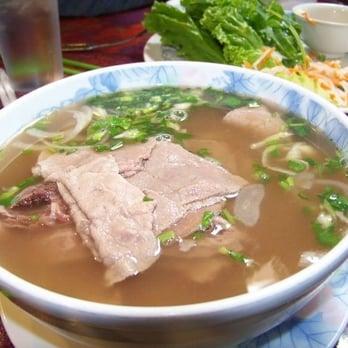 Pho Saigon Bay Restaurant Stockton Ca