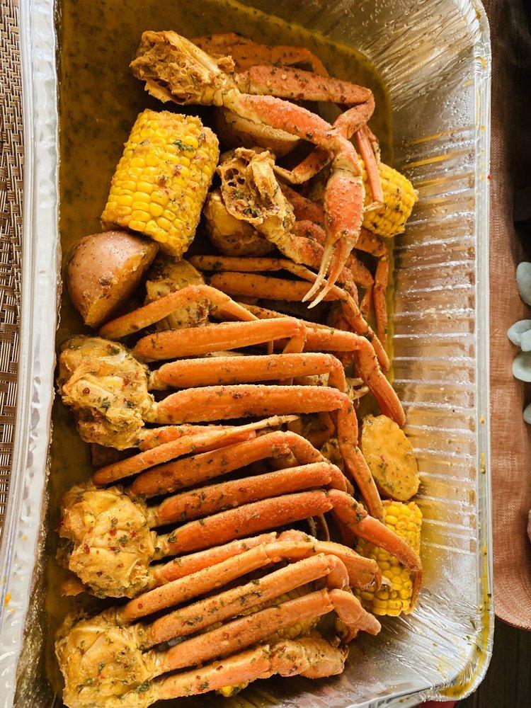 Krunchy Krab: 1142 Texas ave N, Lakeland, FL