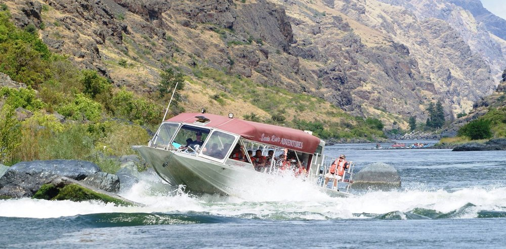 River Quest Excursions: 4832 Hells Gate Rd, Lewiston, ID