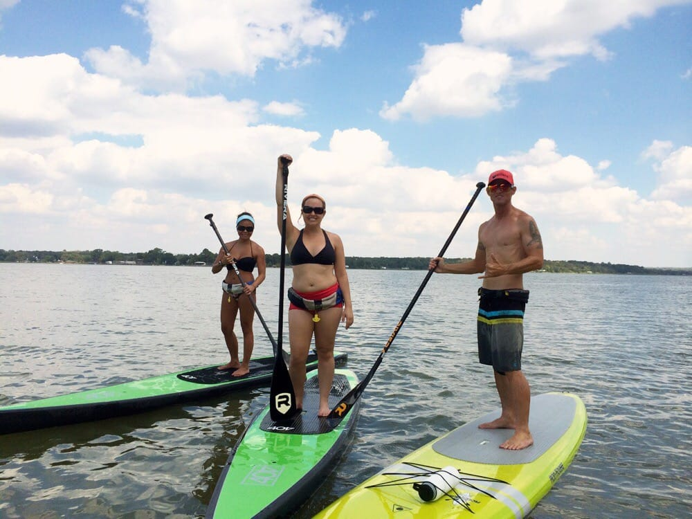 Lakeside Paddle: 4001 Marina Dr, Fort Worth, TX