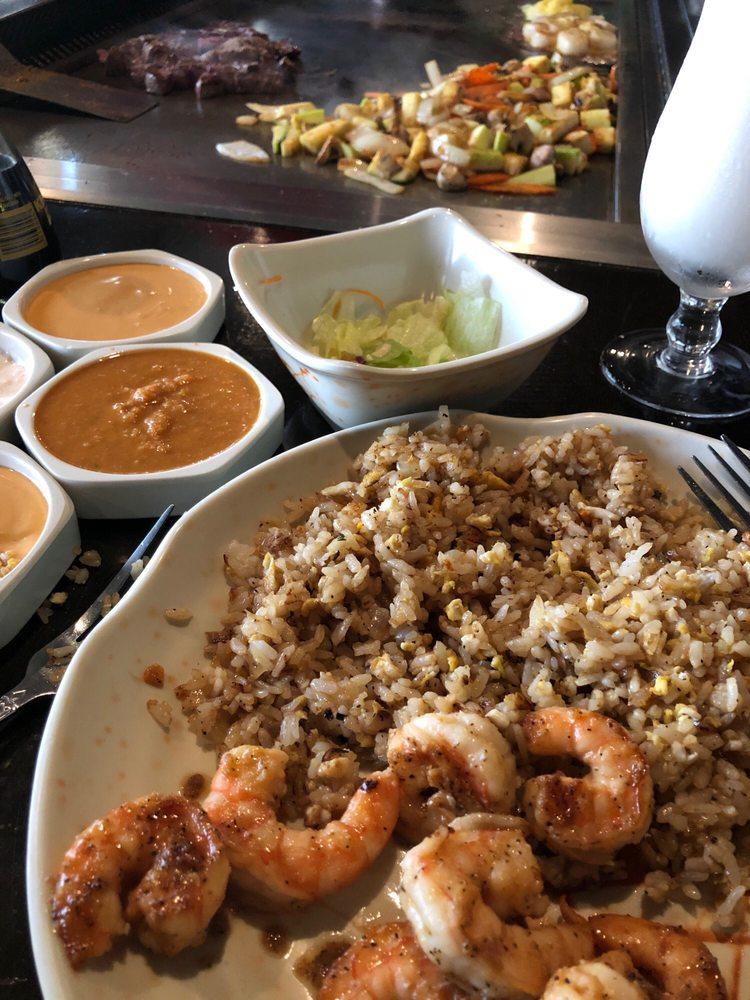 Kanji Japanese Steakhouse: 661 S 30th St, Heath, OH