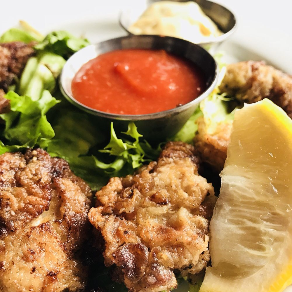 how to make pan fried oysters