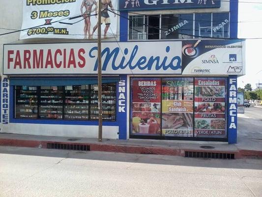 Farmacias milenio - Farmacia - calle 5ta. alta #4735 la