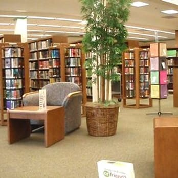 Collier county library naples regional