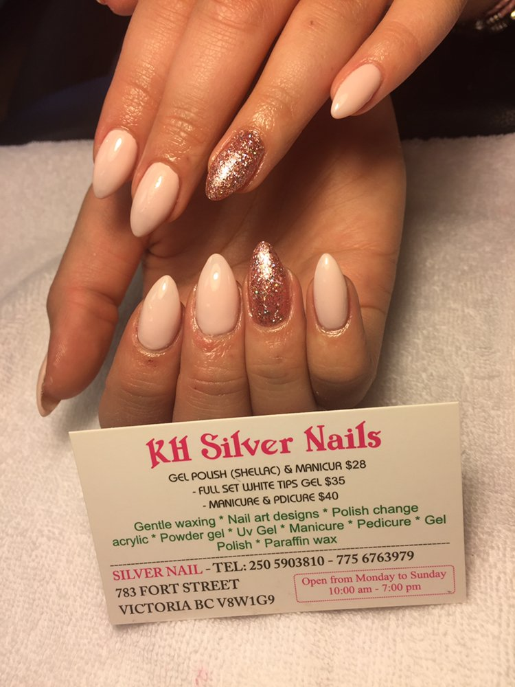 Loving how my nails turned out!! - Yelp