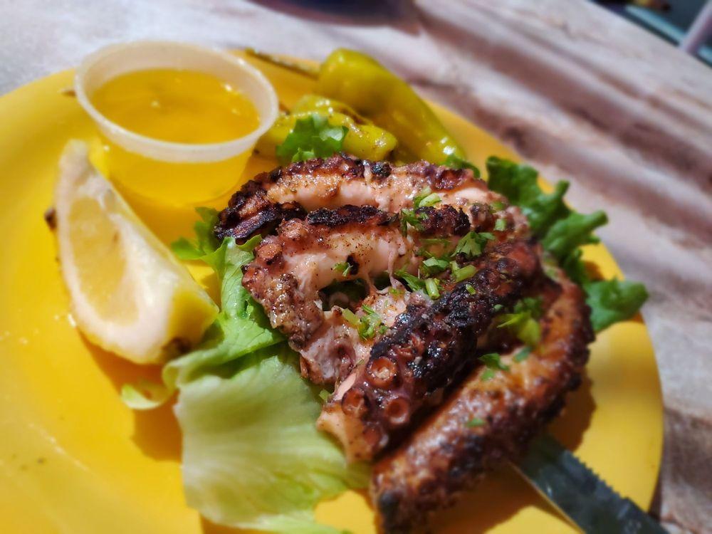 Keegan's Seafood Grille: 1519 Gulf Blvd, Indian Rocks Beach, FL
