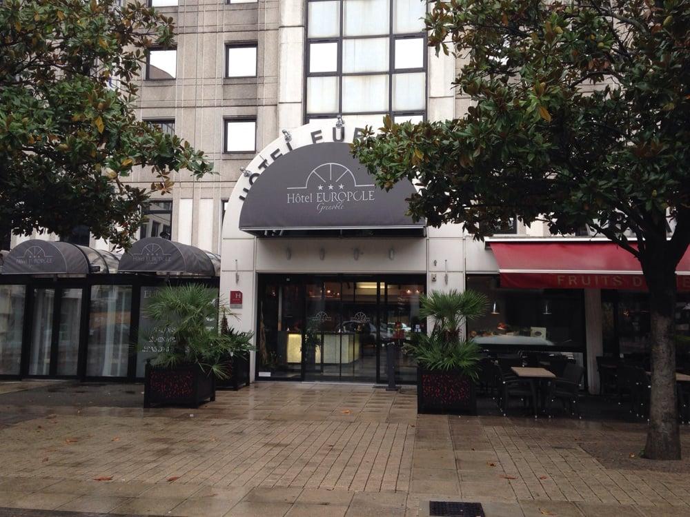 H tel europole h tels 25 rue pierre s mard grenoble for Hotel france numero