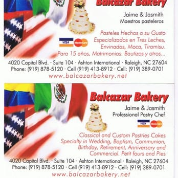 Balcazar Bakery 18 Photos 19 Reviews Bakeries 4020 Capital