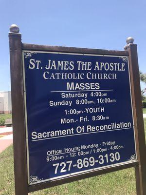 St James the Apostle Catholic Church - Churches - 8400