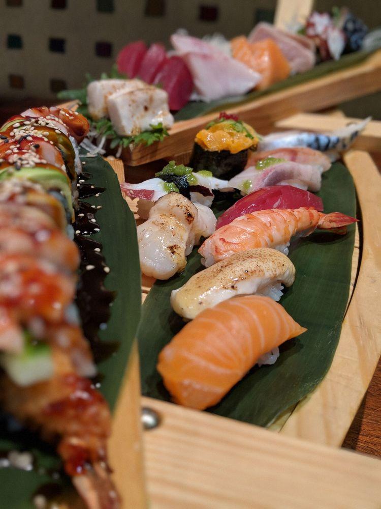 Rice Restaurant and Sushi Bar