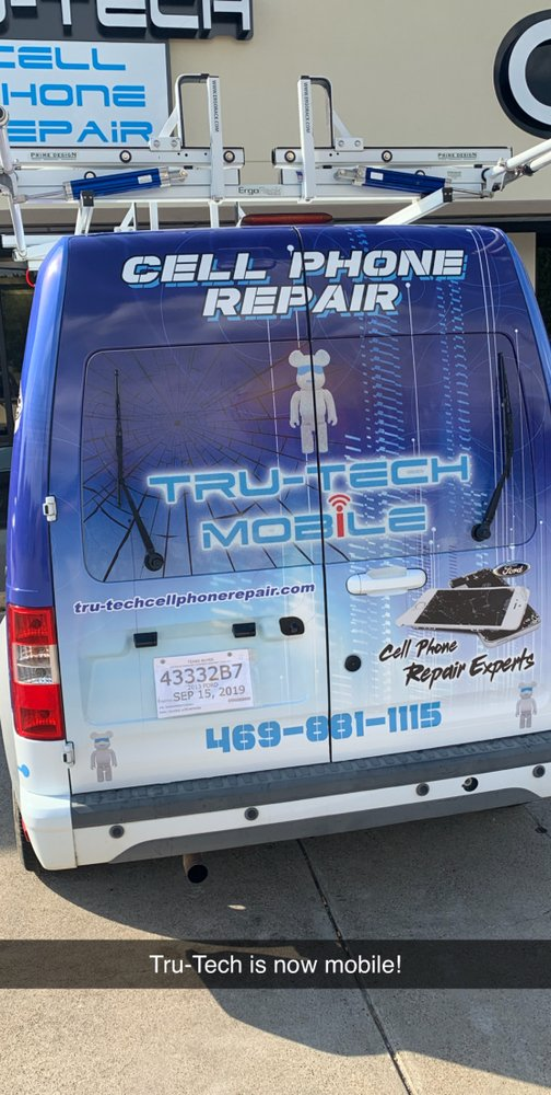Tru-Tech Cell Phone Repair: 800 E Ennis Ave, Ennis, TX
