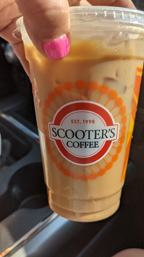 Scooters Coffee: 1439 W 3rd St, Alliance, NE