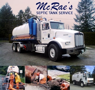 septic tank cleaning cost