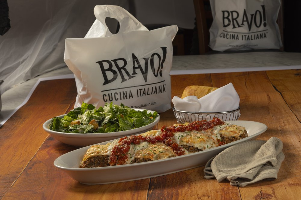Social Spots from Bravo! Italian Kitchen