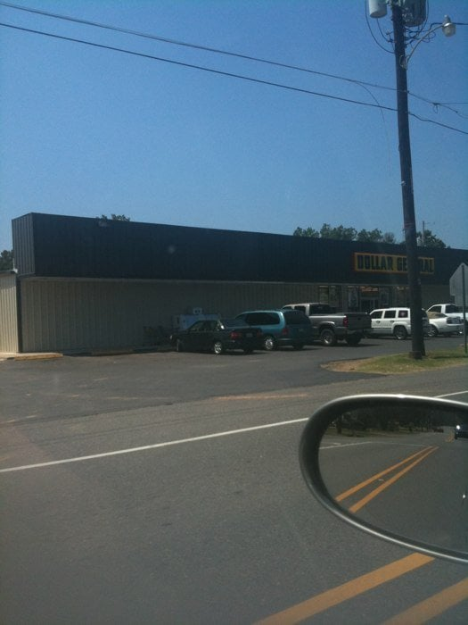 Dollar General Store 4947: 102 N Main St, Blanchard, LA