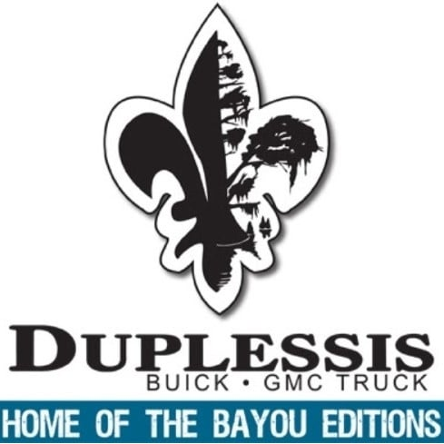 Duplessis Buick GMC – The Home of the Bayou Editions!
