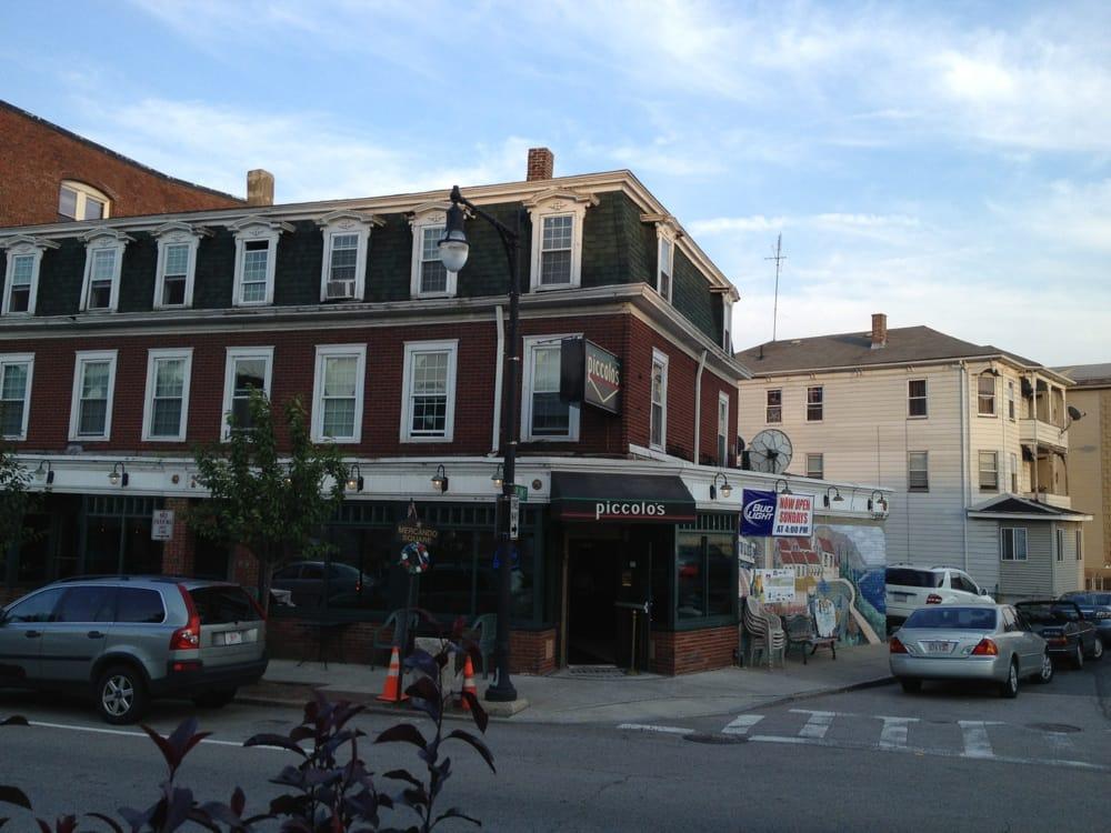 Italian Restaurants Near Shrewsbury