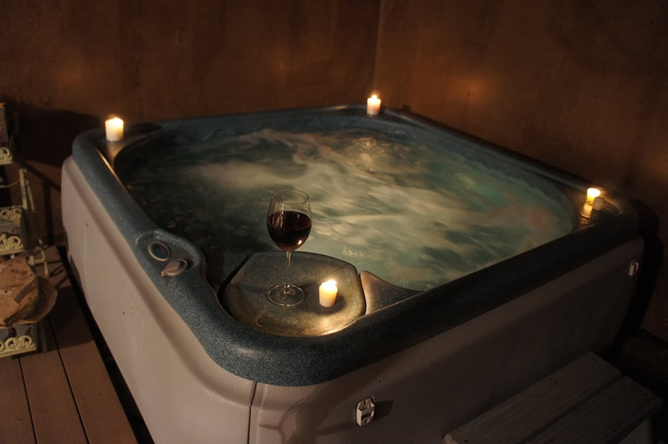 Hot tub yelp for Raton pass motor inn