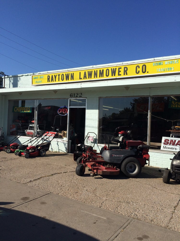 Raytown Lawnmower Parts & Service