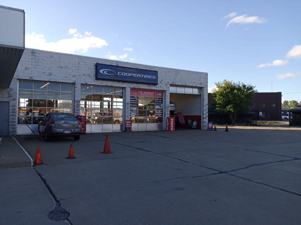 Confident Car Care & Tire Of Euclid: 25680 Lakeland Blvd, Euclid, OH