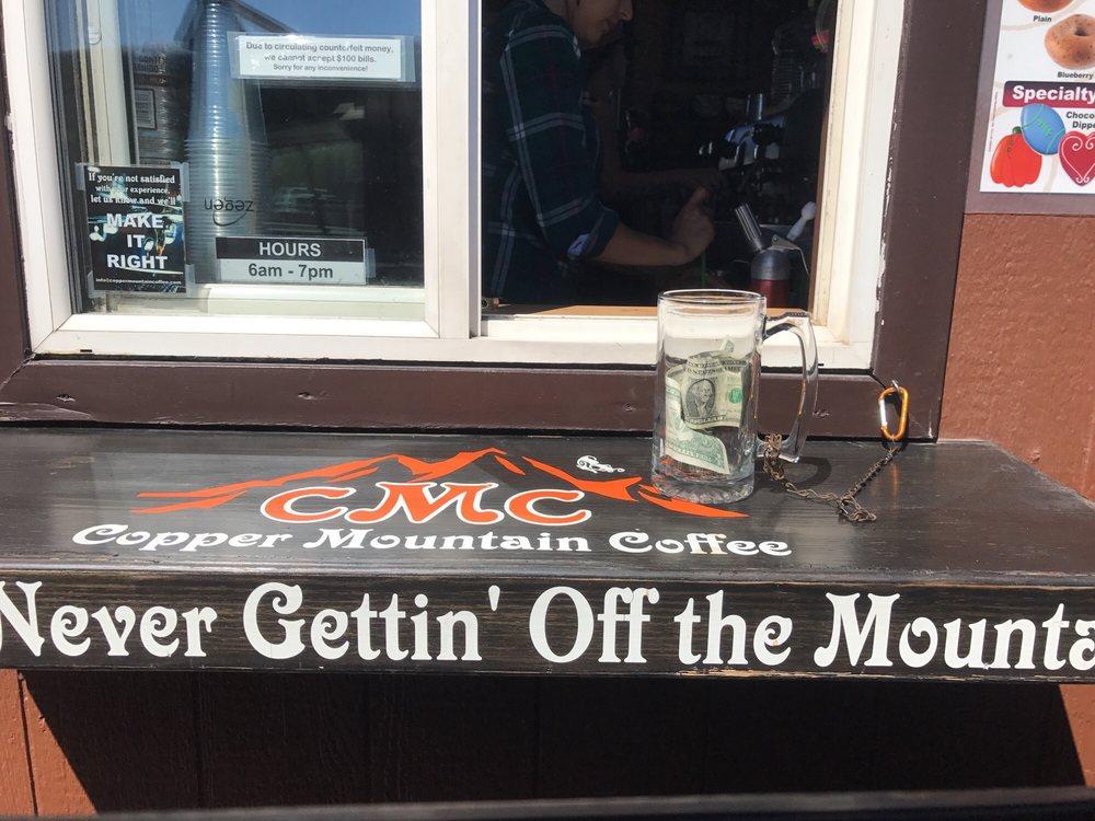 Copper Mountain Coffee: 1346 US Hwy 2 E, Kalispell, MT