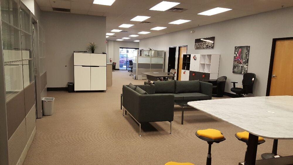 national office interiors liquidators 24 fotos 20 beitr ge m bel 1502 e hadley st. Black Bedroom Furniture Sets. Home Design Ideas