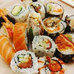 Photo Of Hinode Restaurant Rockville Md United States Sushi Buffet