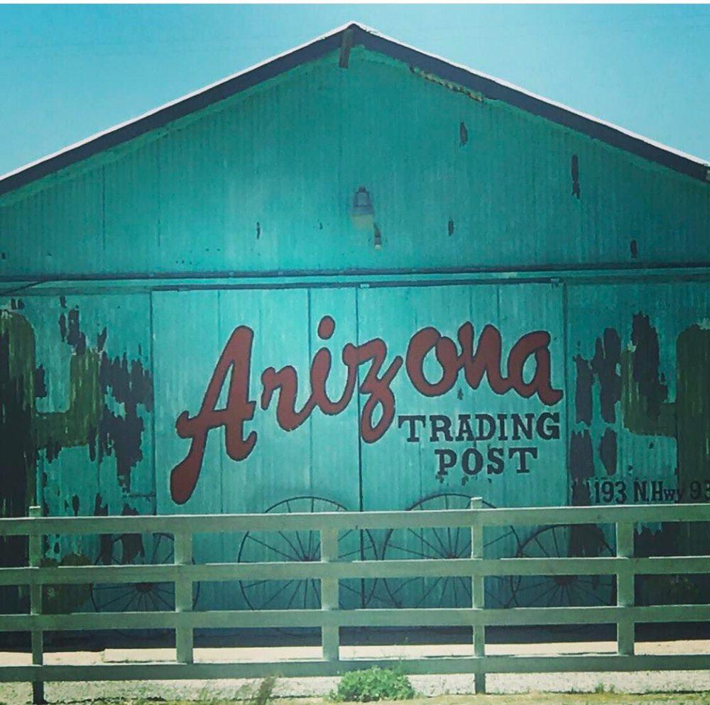 Arizona Gateway Trading Post: 14193 N Hwy 93, Dolan Springs, AZ