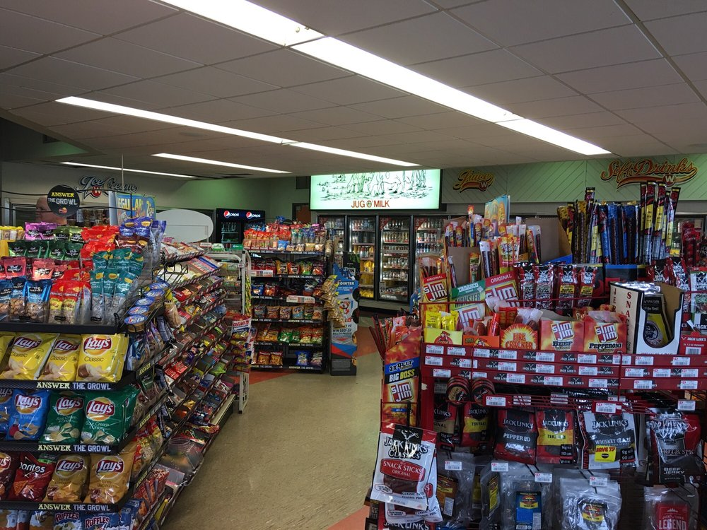 Growls grocery store