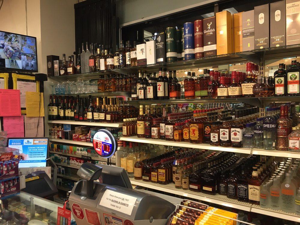J Mart & Liquor
