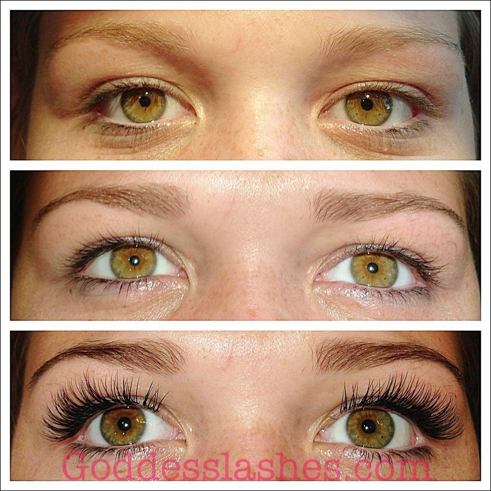 Eyelash dye near me
