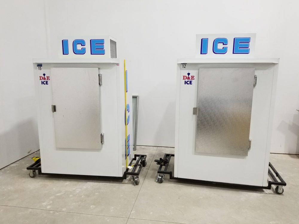 D&E ICE: 96 Crossroads Blvd, San Antonio, TX