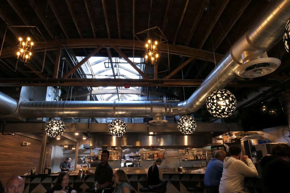Interior yelp for Lucky fish northbrook