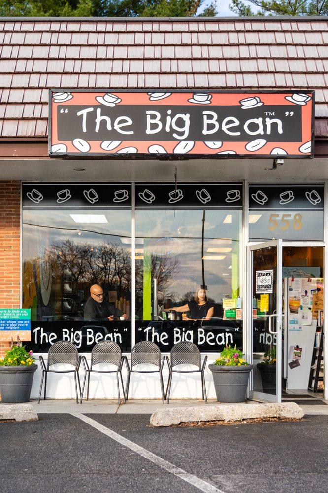 The Big Bean: 558 Baltimore Annapolis Blvd, Severna Park, MD