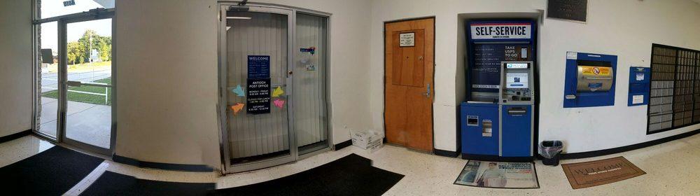 US Post Office: 4810 NE Vivion Rd, Kansas City, MO