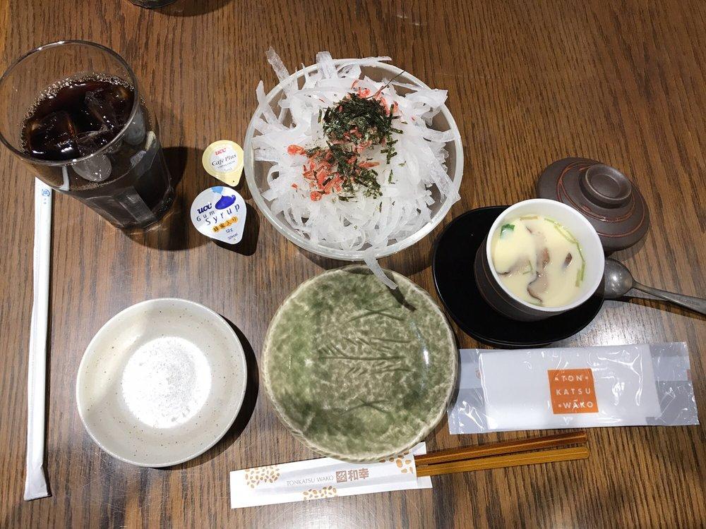 Tonkatsu Wako Subnade Shinjuku