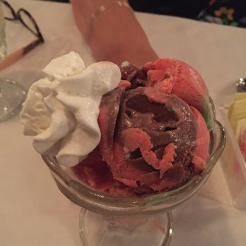 Photo Of Proiettis Italian Restaurant Webster Ny United States Spumoni