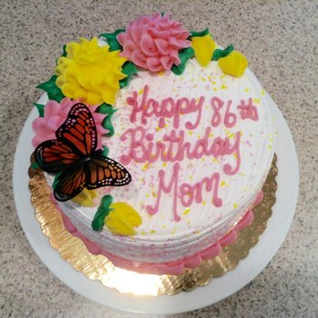 Shoprite Birthday Cake Reviews