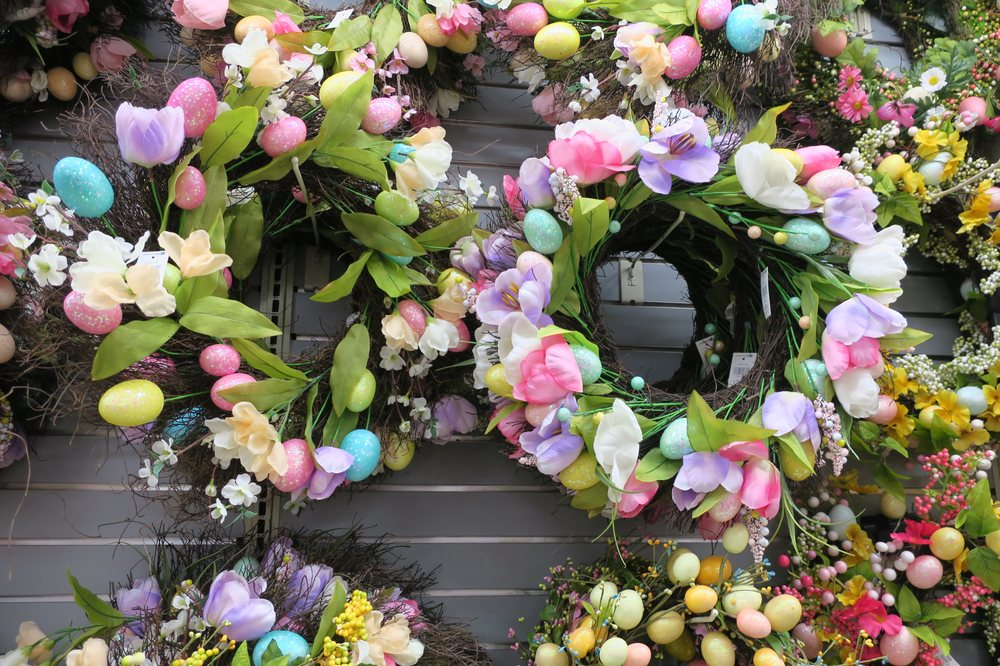 Easter Wreaths Yelp