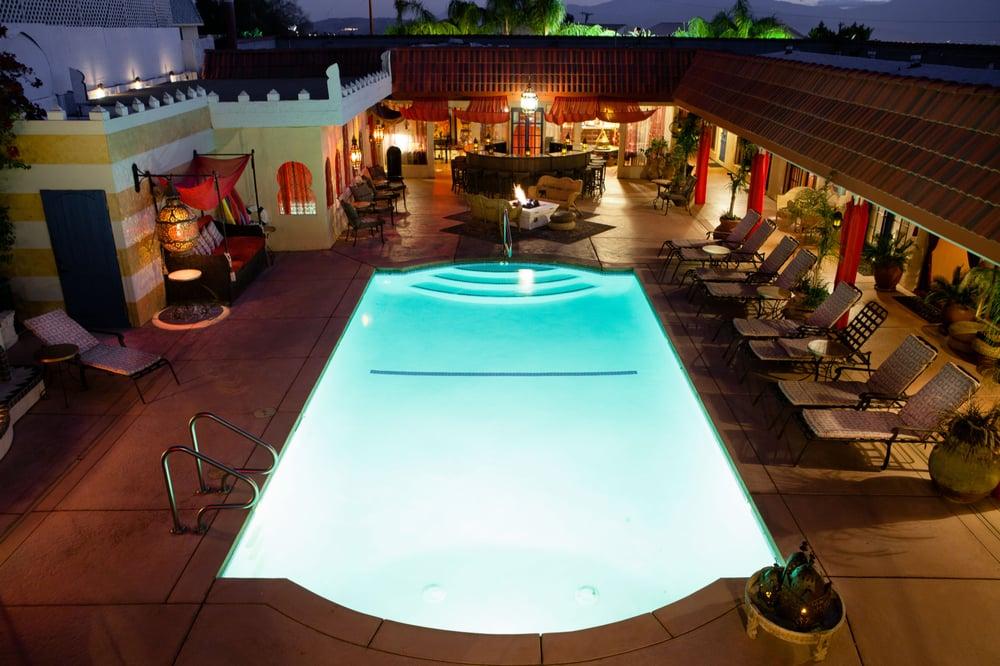 El Morocco Inn And Spa Desert Hot Springs