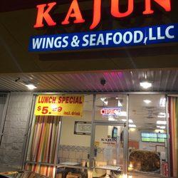 Kajun Seafood Wings Seafood 2916 E Lucas Dr Beaumont Tx
