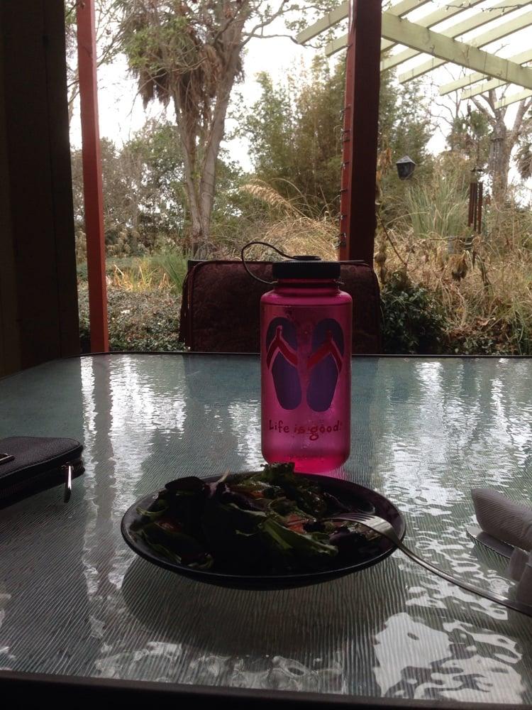 Beach Garden Cafe Yelp